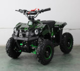 Big Wheel 49cc Mini ATV Quad with Ce, 2 Stroke Air Cooled 49cc Mini Moto Quads (ET-ATV053)