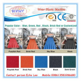 PVC ASA Plastic Glazed Roof Tile Making Machine