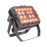 20*15W Rgbaw+UV 6 in 1 Outdoor Wall Washer Stage Lighting