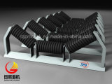 SPD Impact Conveyor Roller, Rubber Idler