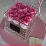 Professional Manufacturer of Clear Acrylic Flowers Box