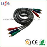 Component Cable, 3RCA to 3RCA for Hdtvs and DVD Player
