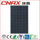 A Grade Cell High Efficiency 265W Poly Solar Panel with TUV IEC Ce