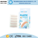 Waterproof Customized Printed Bandages / Band Aid with Flat Box Packing