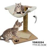 Cat Scratching Post Tree, Sisal Cat Tree (YS82224)