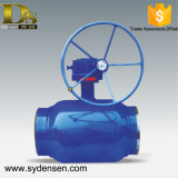 China Supplier Big Size Steel Ball Valve