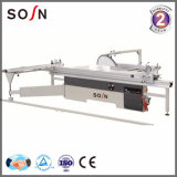 Wood Cutting Panel Saw Machine with Sliding Table