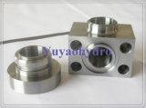 OEM Hydraulic Excavator Pipe Line Flanges Adapter