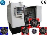 Wholesales CE Car Wheel Rim Repair CNC Lathe