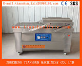 Double Chamber Full Automatic Food Vacuum Packing Machine for Meat, Aquatic Products Processing Dz-500