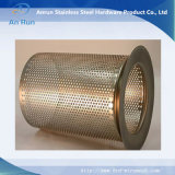 Perforated Metal Mesh Tube Filter