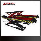 Car Lifting Device Machine Scissor Underground Automatic Car Alignment Lift