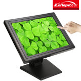 """Cheap Receipt Printer Use Resistive LCD LED 15 Inch / 15"""" Touch Screen Monitor for POS System"""