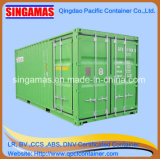 20FT Open Side Container with One Small Side Door