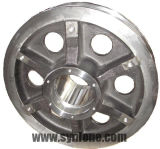 China Pressure Die Casting Parts with Steel or Alloy