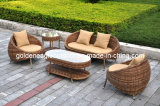 PE Rattan Patio Wholesale Furniture with Waterproof Fabric