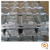 High Purity Zamak Alloy Ingots