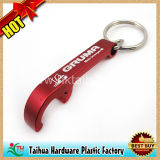 Custom Bottle Opener Keychain Key Ring (TH-kpq001)