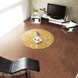 New Design Wooden Look Polished Porcelain Tile for Floor