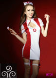 Adult Sexy Nurse Uniform Woman Costume<Qx8706>