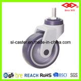 125mm Swivel Screw Medical Castor Wheel (L502-39C125X32)