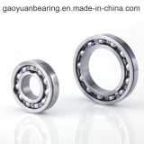 Rubber Sealed Deep Groove Ball Bearing (6206)