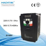 Energy Saving Frequency Inverter 0.75-1.5kw 220V AC Motor Speed Controller