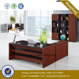 Modern Melamine Furniture Executive Table Manager Office Desk (HX-GD039F)