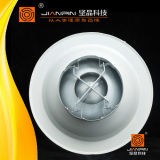 Ventilation Round Ceiling Air Diffuser with Volume Control Damper
