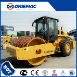 Liugong Road Roller 12ton Single Drum Vibrate Road Roller Clg612h