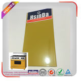Ral1005 Yellow Glossy Effect Powder Coating for Metal Gas Stoves