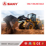 Sany Sw405k 5tons China Medium Sized Front End Wheel Loader Price for Sale
