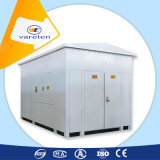 High Quality Photovoltaic Step-up Transformer Mobile Substation for Solar Engineering