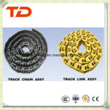 Mini Excavator Caterpillar PC100-5 Track Link Excavator Link Chain Assembly for Excavator Undercarriage Spare Parts
