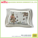 OEM Acceptable Newest Style Custom Printed Serving Tray