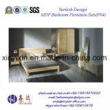 Fashion Bed Bedroom Sets for Furniture Suite (F04#)