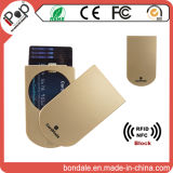 Wholesale Protective RFID Blocking Credit Card Case
