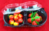 Disposable Round Fruit Salad Blister Box
