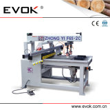 Factrory Price Woodworking Furniture Two-Row Multi-Drill Boring Machine (F65-2C)
