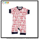 Car Printing Baby Clothes Short Sleeve Baies Romper
