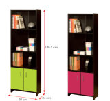 Modern Wooden Office Filing Cabinet /Storage Cabinet / Bookcase (HX-DR029)