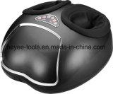 Electric Foot Massager Shiatsu Heat Kneading Rolling Vibration Display Air Pressure Relax 110V