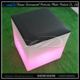 Excellent Quality Outdoor Colorful LED Plastic LED Cube Seat
