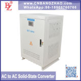 Phase AC Input to Three Phase AC Output Frequency Converter