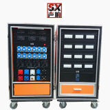 Electrical Supply Control Cabinet with Digital Meters
