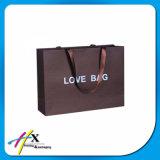 Promotional Cute Custom Logo Wedding Shopping Packing Gift Paper Bags