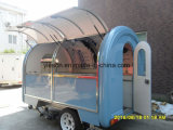Window Customize Food Cart Trailers for Australia Sale