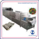 Colored Different Shapes Chocolate Lentil Bean Forming Machine