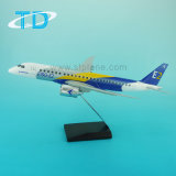 Embraer Erj-190 E2 House Color Resin Model Airplane