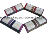 Eyeglasses/Sunglasses Handcrafted Case with Fashion Pattern (EH4)